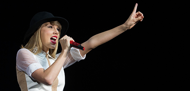 Taylor Swift's RED Tour - Singapore